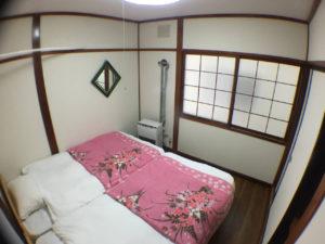 Sakura Park Apartments Bedroom