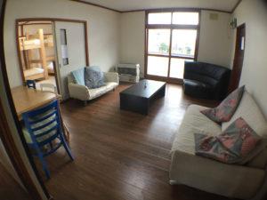 Sakura Park Apartments Living Room