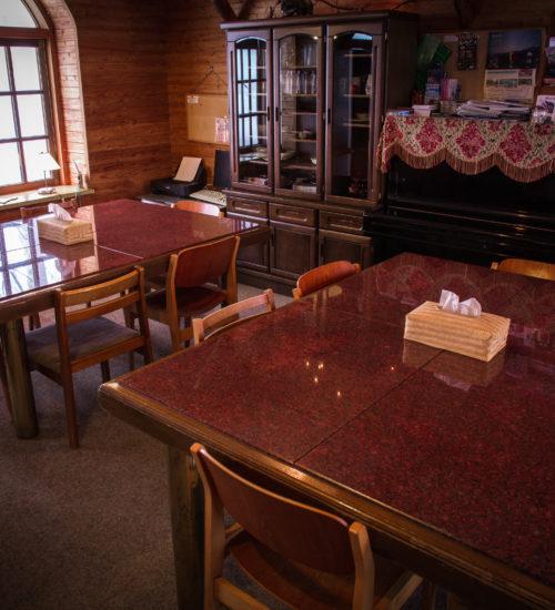 Annupuri oasis dinning room