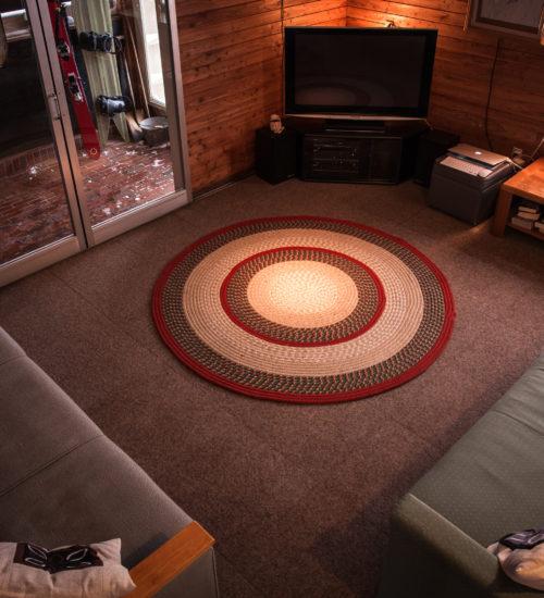 Annupuri oasis living room