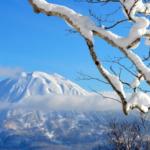 Mont Yotei snow winter