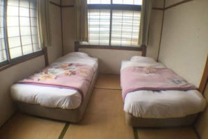 Kutchan appartement Room for 2