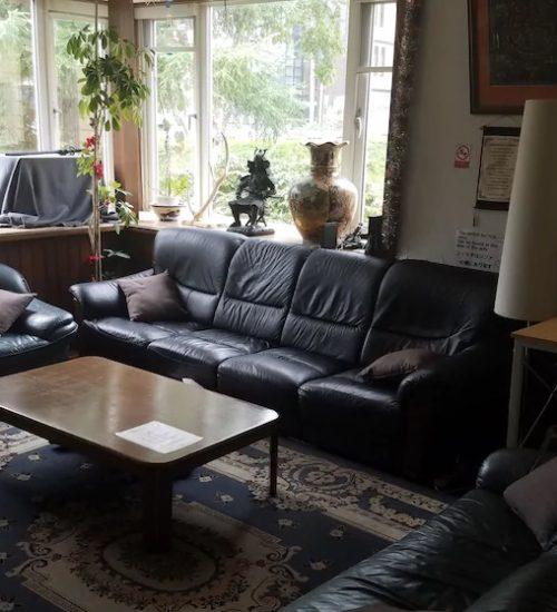 Australia house living room