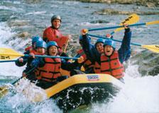 Niseko River Rafting